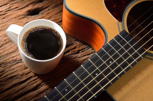 Koffie en muziek | literskoffie